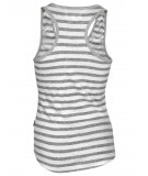 Stripe Melange Tank Top