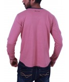 Light Pink Sweat Shirt