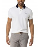 Navy Collar Polo TShirt