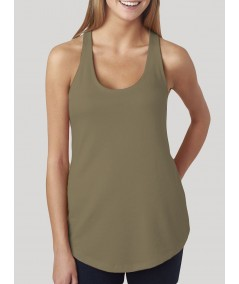 Women's Sleeveless Top - Green