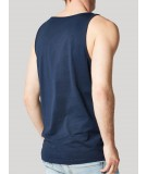 Solid Tank Top - Navy Blue