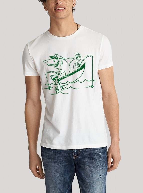Fisherman Printed TShirt