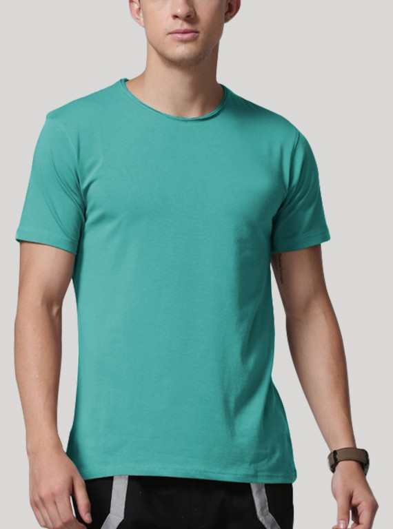 Men's Slub Jersey TShirt - Mint