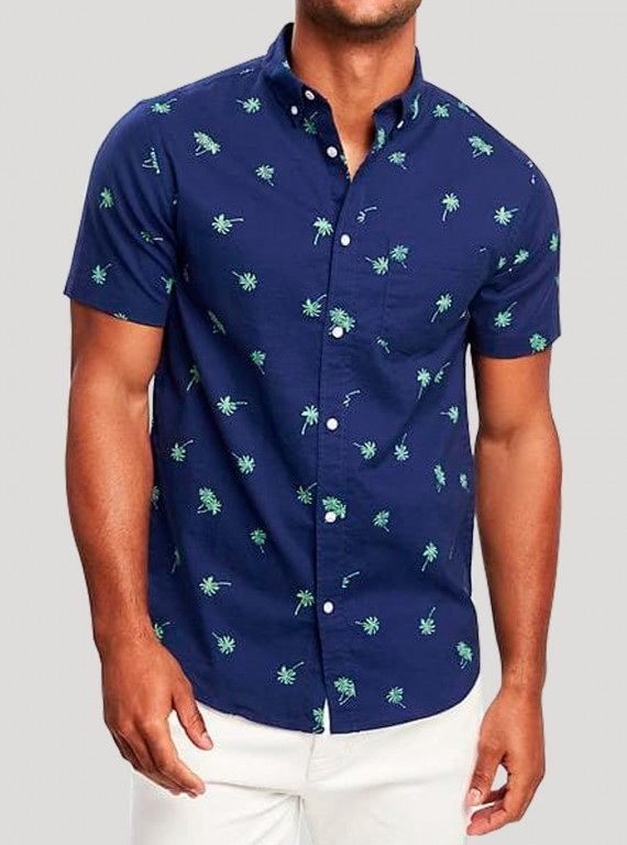 Tree Printed Shirt