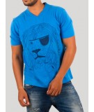 Royal Lion Print TShirt