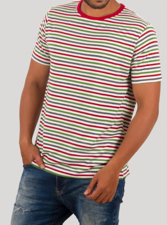 Colourida Round Neck TShirt