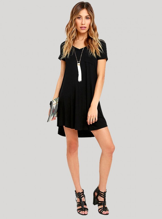 Black Womens Dress