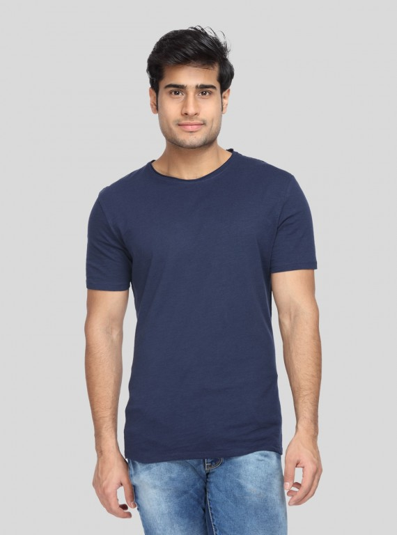 Navy Basic TShirt