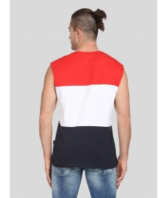 Cut and Sew Tank Top
