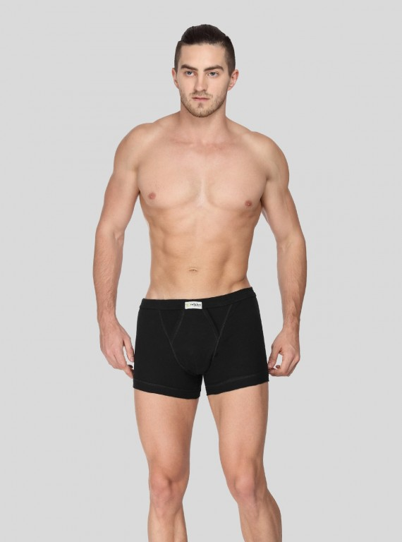 Black Inner Band Brief