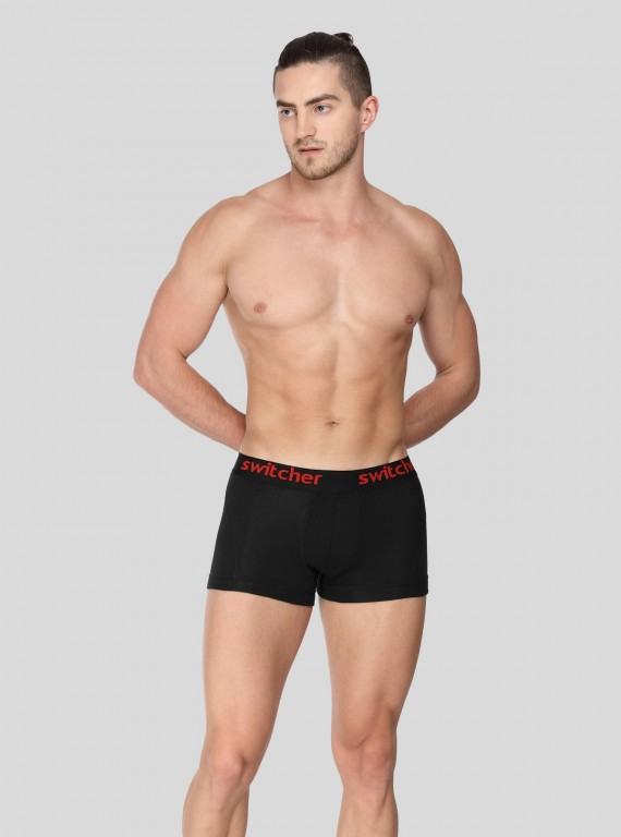 Black Banded Brief