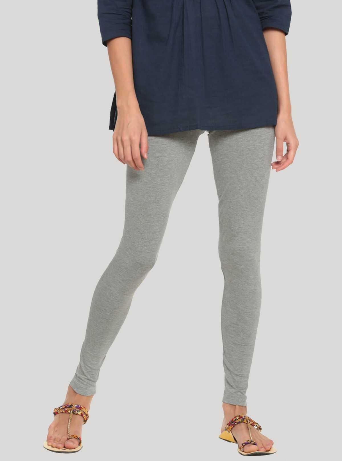 Grey Melange Legging