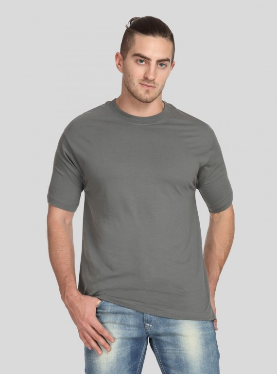 Arosonic Basic Crew Neck TShirt