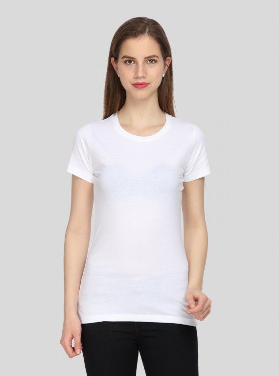 Short Sleeve TShirt - White