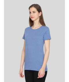 Light Blue Crew Neck TShirt