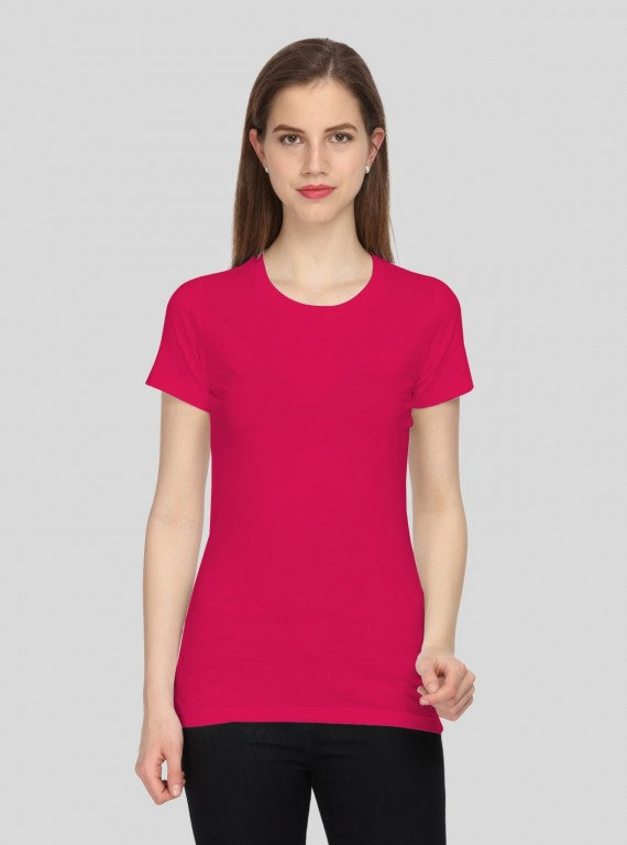 Roseberry Crew Neck TShirt