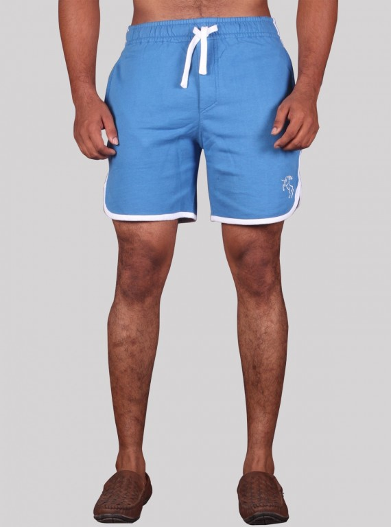 Royal Shorts with contrast...