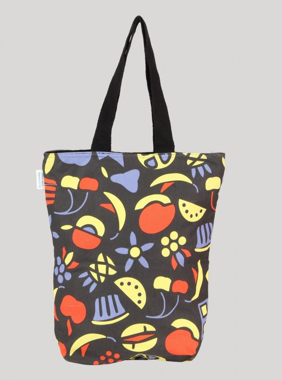 Water Melon Printed Bag