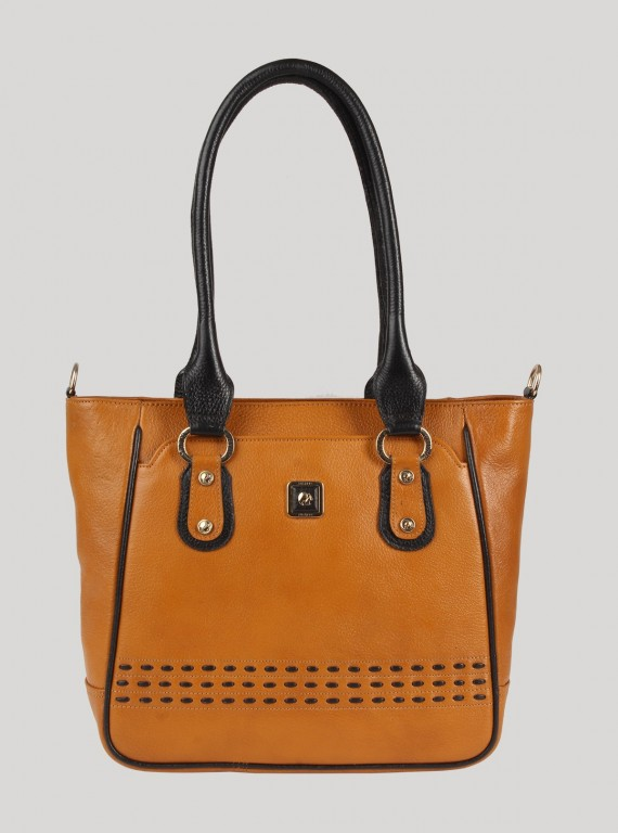 Brown Designer Sling Bag