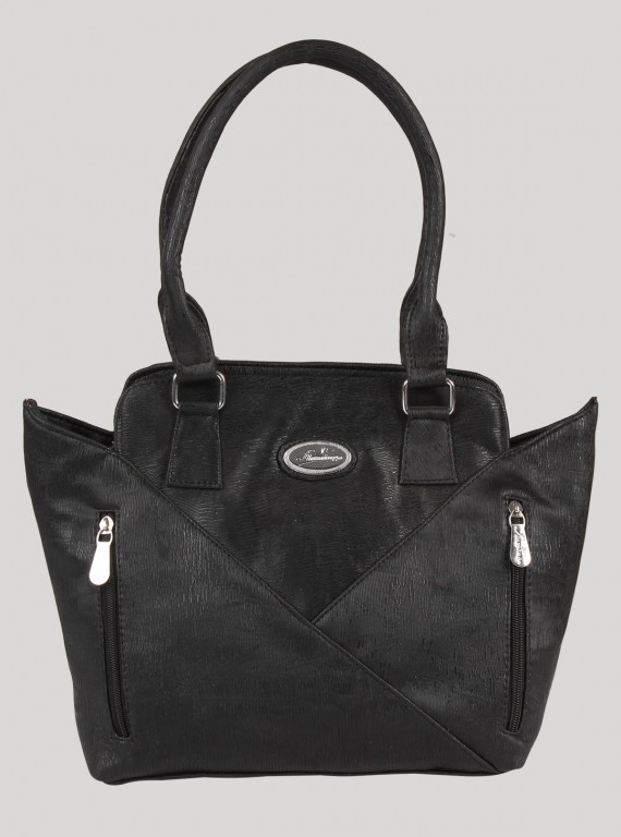 Designer Black Sling Bag