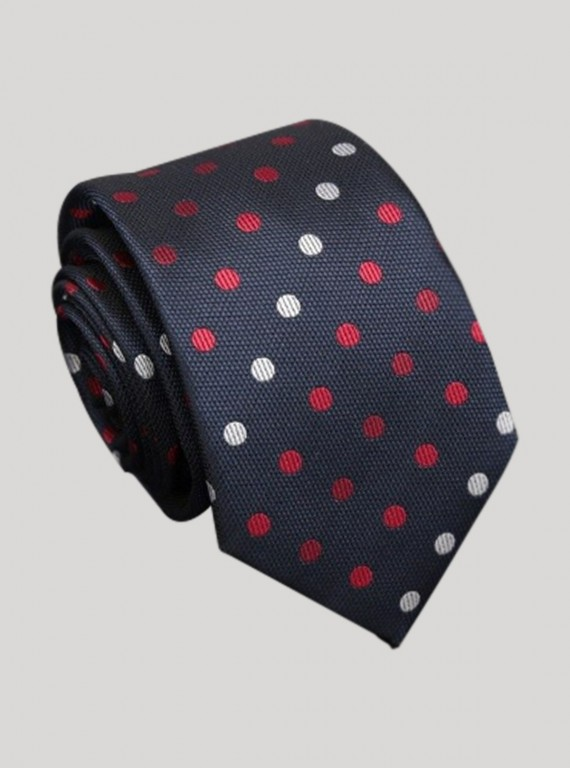 Classic Dotted Neck Tie