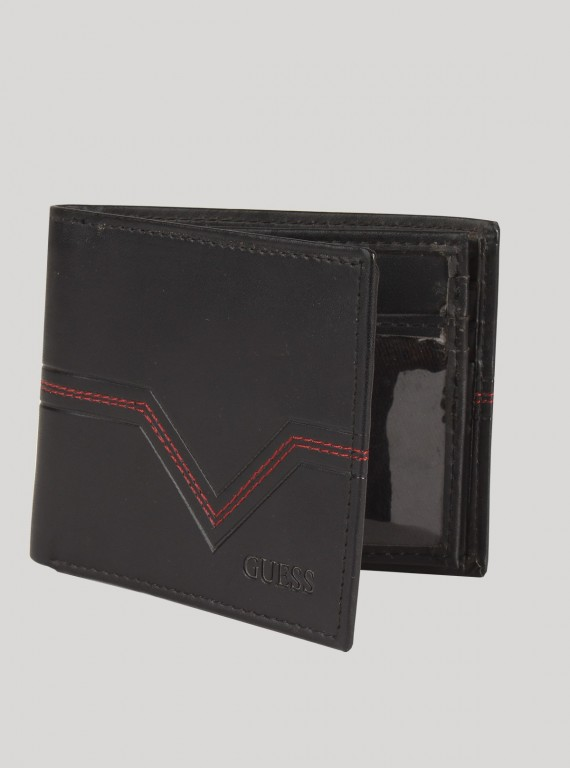Black Designer Wallet