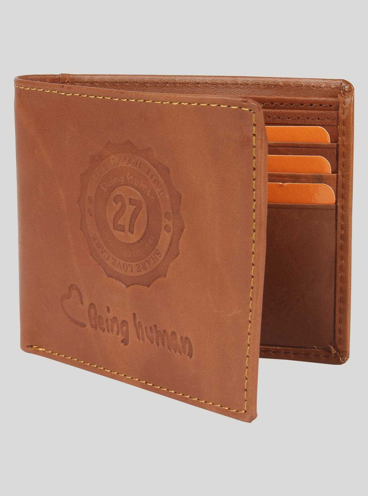 Soft Leather Mens Wallet