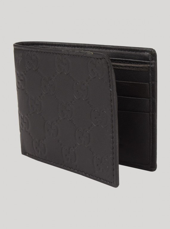 Designed Black Wallet