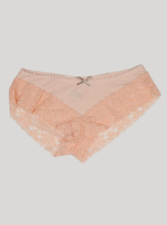 Pink Laced Panty