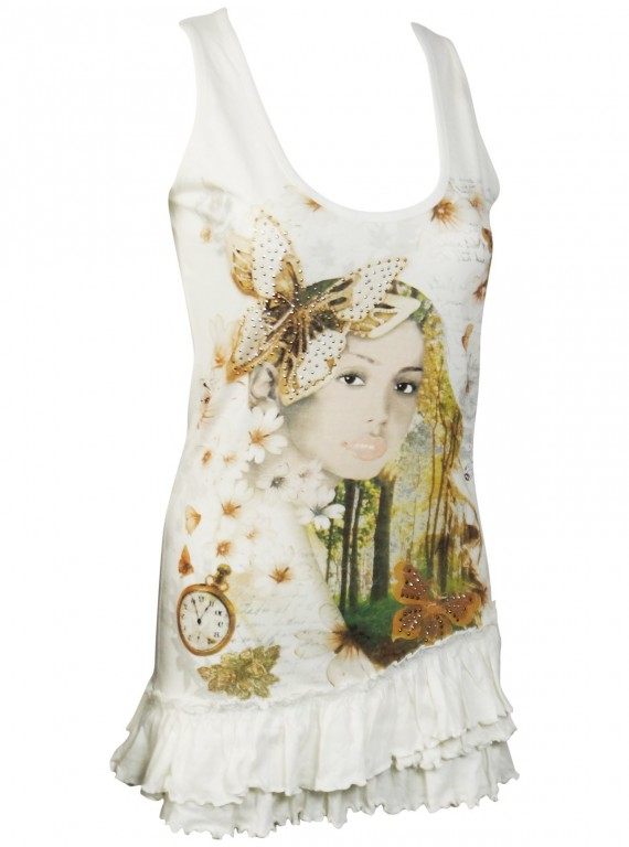 Athens Womens Top